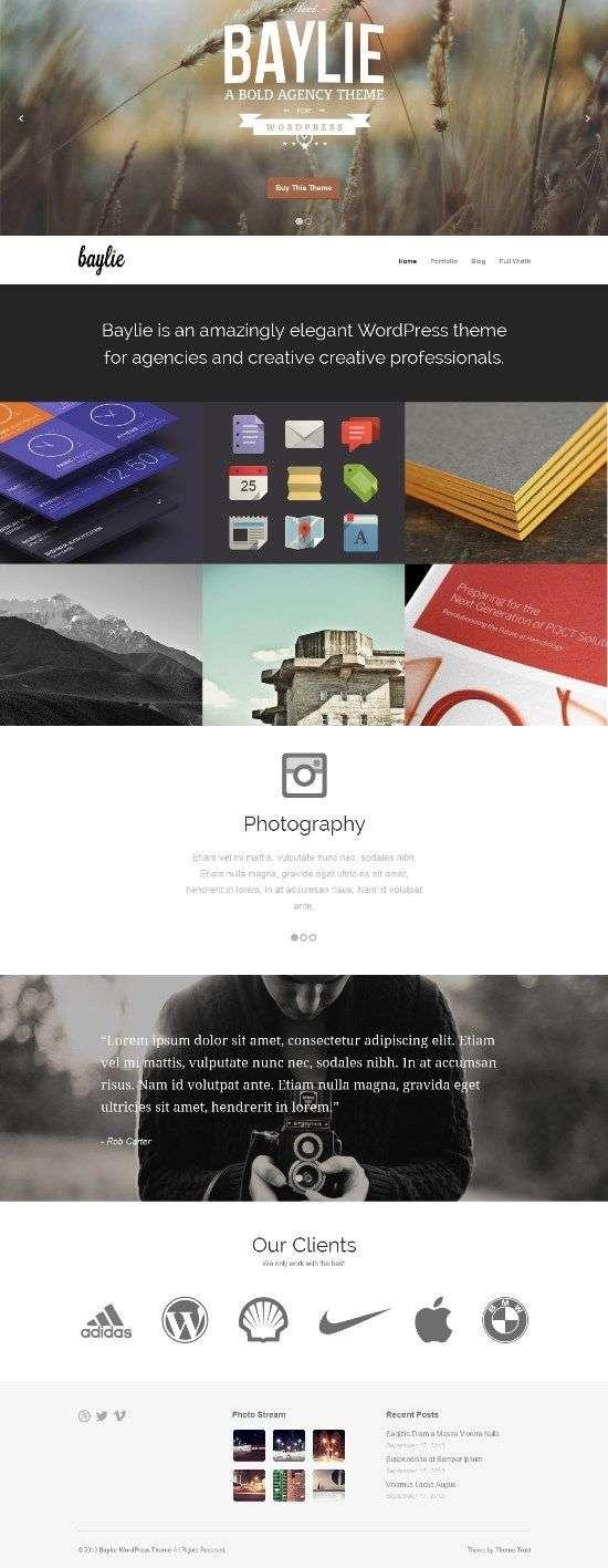 Photo Themes