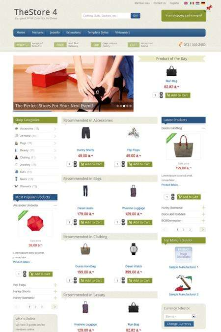 it thestore4 icetheme avjthemescom 1 - IT TheStore 4 Joomla Template