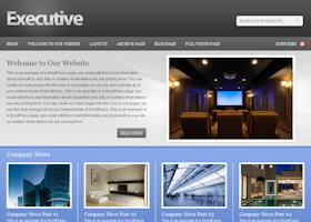 executive - StudioPress Wordpress Themes