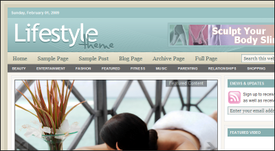 lifestyle - StudioPress Wordpress Themes