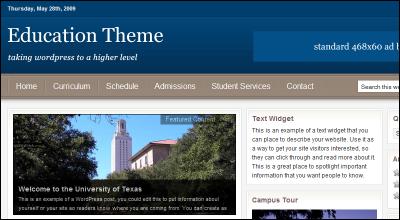 education wordpress theme - StudioPress Wordpress Themes