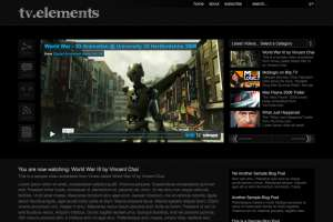 tvelements - Press75 Wordpress Themes