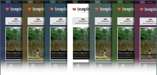 inspired bits avjthemescom premiumthemes 2 550x263 - Inspired Bits Wordpress Theme