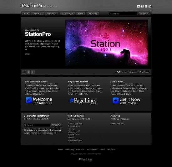 station pro 550x533 - Pagelines Premium Wordpress Themes