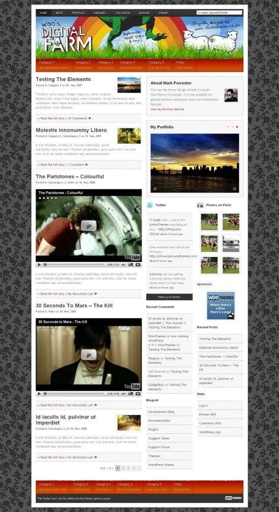 digital farm woothemes 550x1008 - Digital Farm Wordpress Theme