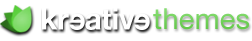 kreative logo - Kreative Premium Wordpress Themes