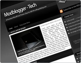 modblogger tech blogohblog - Blogohblog Premium Wordpress Themes