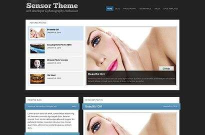 sensor - Wpzoom Premium Wordpress Themes