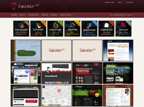 gallery pro 550x407 - UpThemes Wordpress Themes