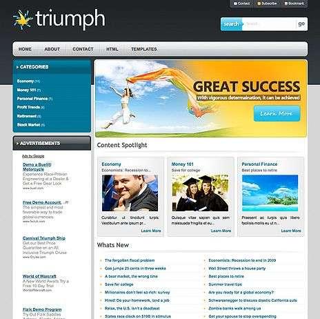 triumph wpnow theme - WpNow WordPress Themes