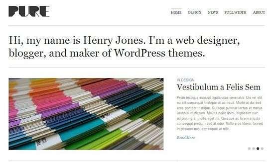 pure - ThemeTrust Premium WordPress Themes
