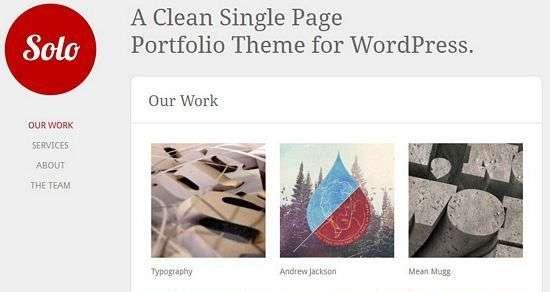 solo - ThemeTrust Premium WordPress Themes