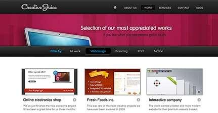 creative juice wordpress theme - Themefuse Premium WordPress Themes