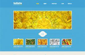 bulletin - Themeskingdom Premium WordPress Themes