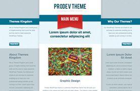 prodev - Themeskingdom Premium WordPress Themes