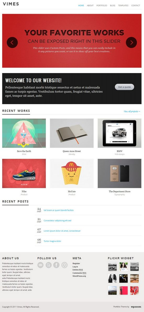 vimes wpzoom avjthemescom - Vimes WordPress Themes