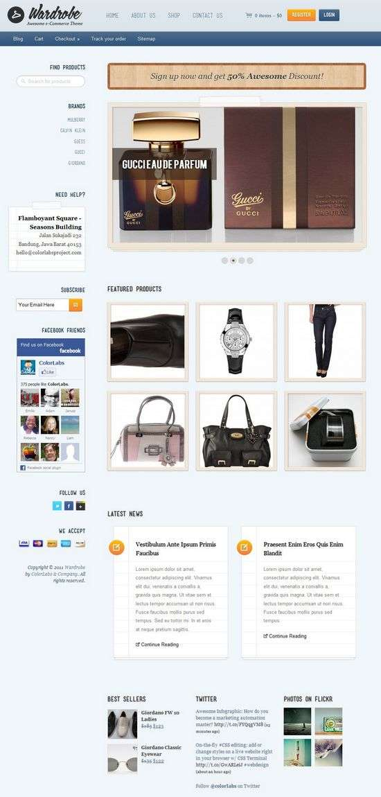 wardrobe colorlabs project avjthemescom 01 - Wardrobe WordPress Theme