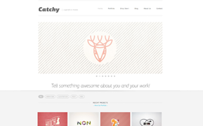 catchy - ThemePURE Premium WordPress Themes