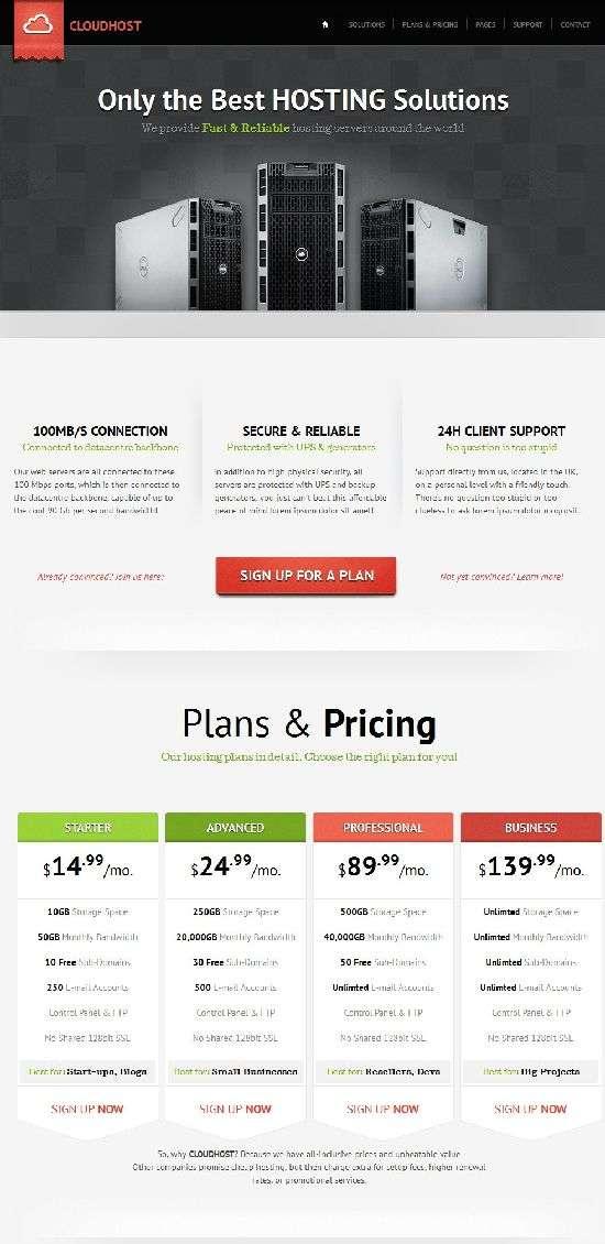 cloudhost themefuse avjthemescom 1 - CloudHost WordPress Theme