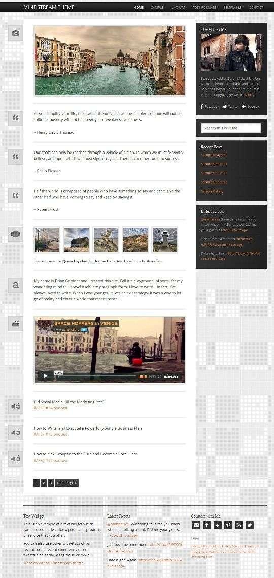 mindstream studiopress avjthemescom 01 - Mindstream WordPress Theme