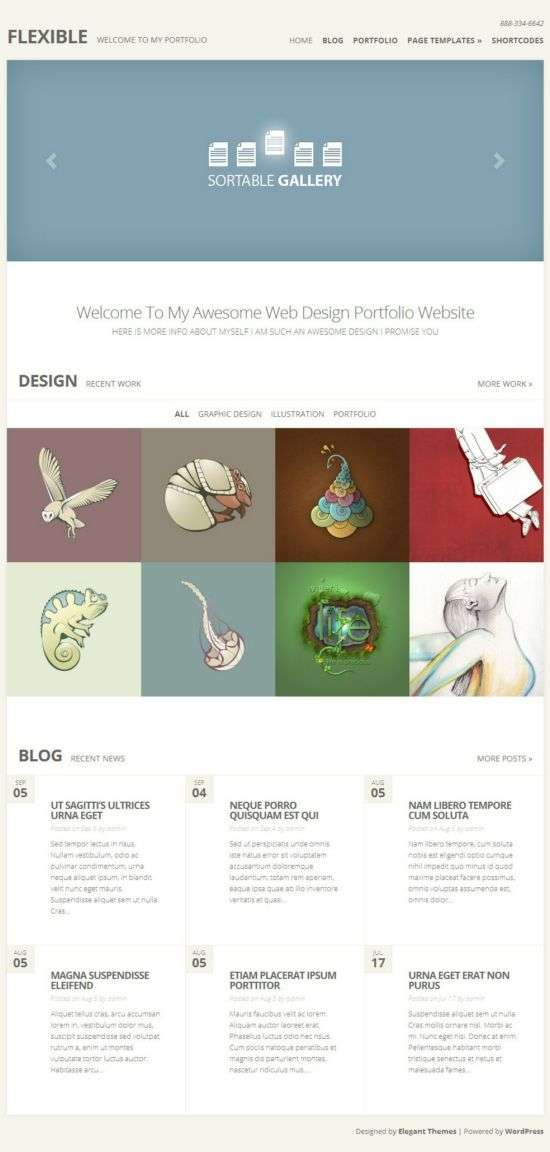 elegant flexible avjthemescom 01 - Elegant Flexible WordPress Theme