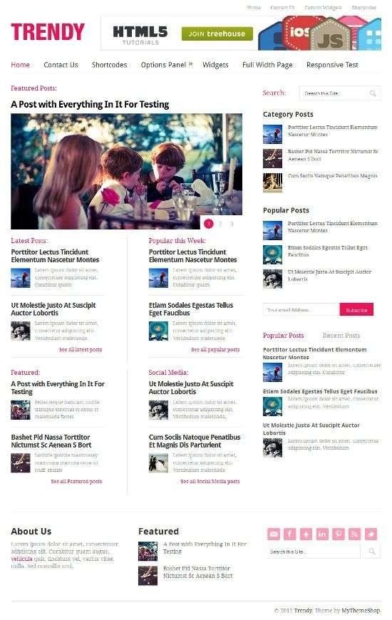 trendy mythemeshop avjthemescom 01 - Mythemeshop Trendy WordPress Theme