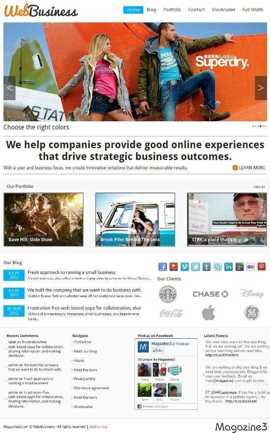 webbusiness magazine3 avjthemescom 01 - WebBusiness WordPress Theme