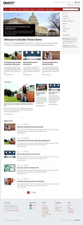 erudito wpzoom avjthemescom 1 - Erudito WordPress Theme
