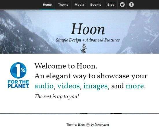 hoon press75 avjthemescom 01 - Hoon WordPress Theme
