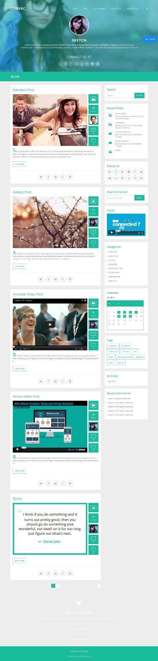 convac sketch themes avjthemescom 01 - Convac WordPress Theme
