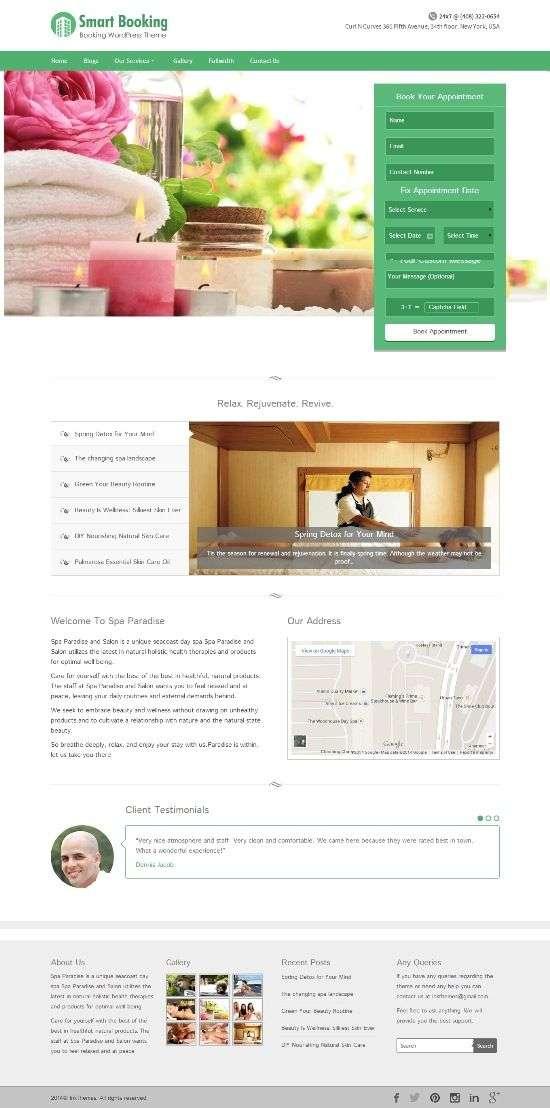smartbooking inkthemes avjthemescom 01 - SmartBooking WordPress Theme