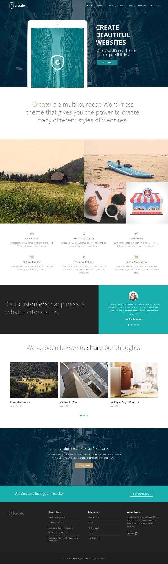 Themetrust create wordpress theme avj themes for Making a wordpress template