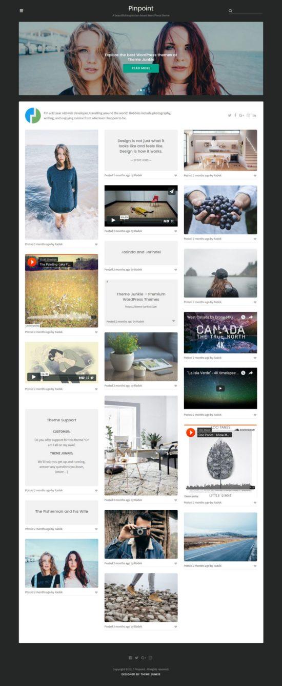 theme junkie pinpoint wordpress theme 01 550x1335 - Pinpoint WordPress Theme