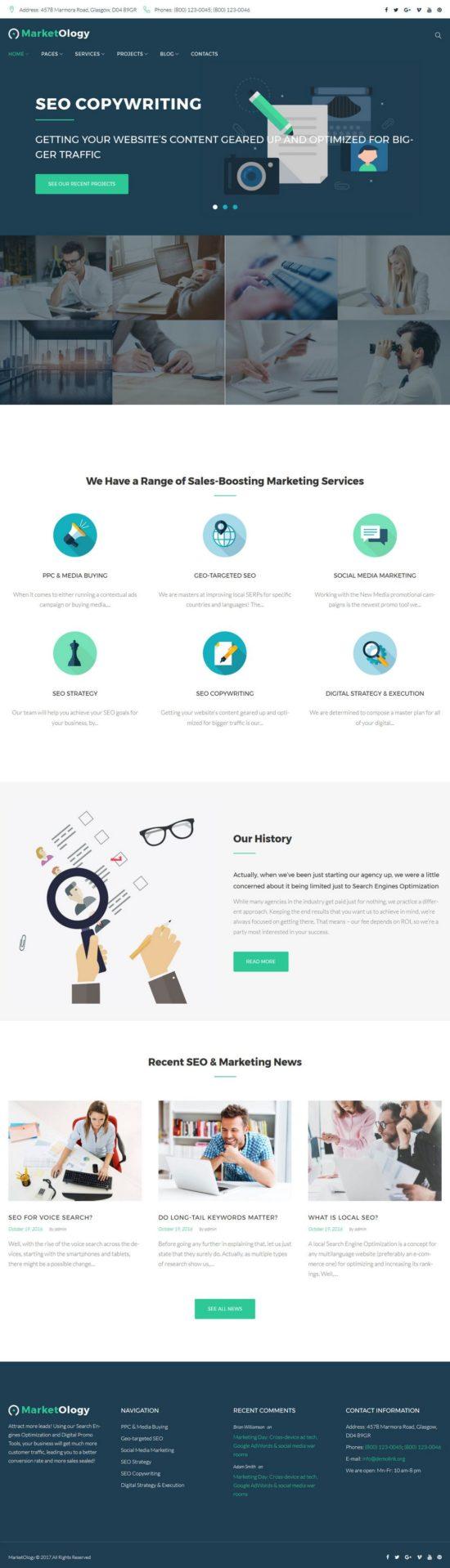 marketology templatemonster–wordpress theme 01 550x1918 - MarketOlogy WordPress Theme
