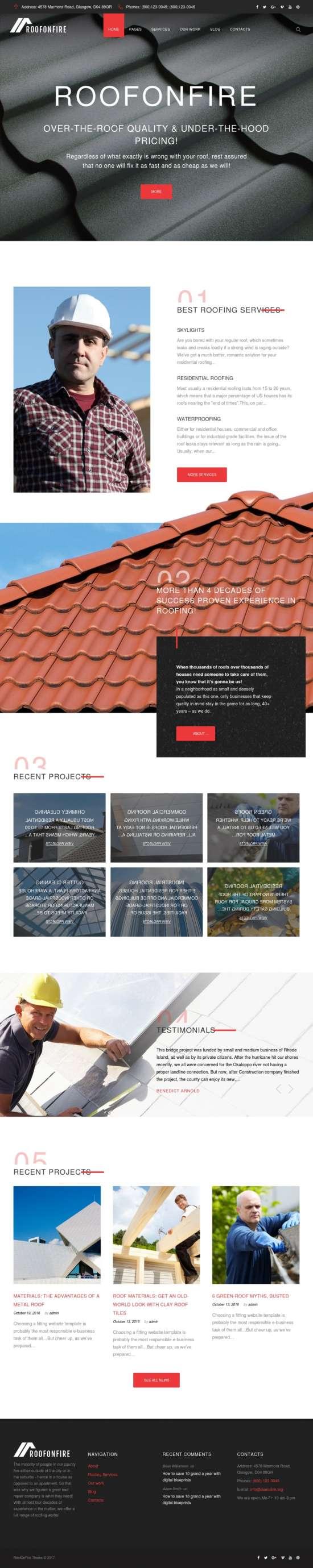 roofonfire wordpress theme template monster 01 550x2759 - RoofOnFire WordPress Theme