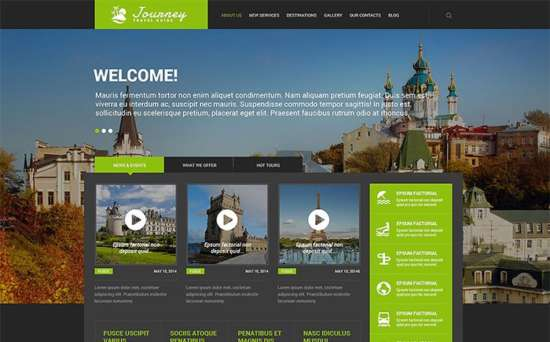 54730 big 550x342 - Top 10 Best Travel Agency WordPress Themes 2017