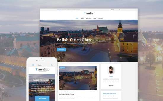 58534 big 550x342 - Top 10 Best Travel Agency WordPress Themes 2017
