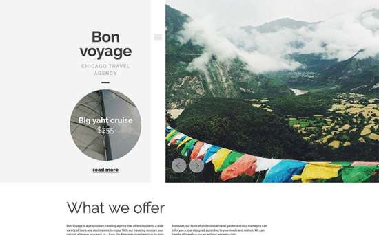 58871 big 550x342 - Top 10 Best Travel Agency WordPress Themes 2017