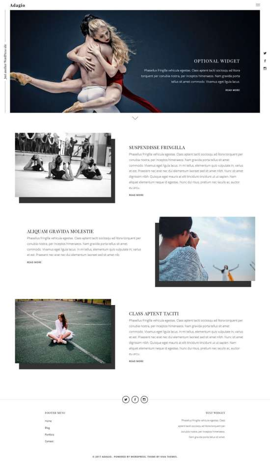 adagio wordpress theme viva themes 550x937 - Adagio WordPress Theme