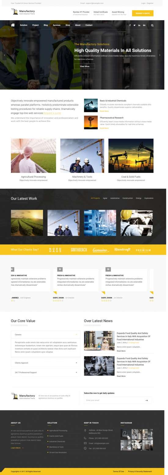TM Manufactory WordPress Theme 550x1556 - TM Manufactory WordPress Theme