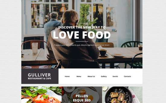 55438 big 550x342 - 17 Mouthwatering Food & Restaurant WordPress Themes