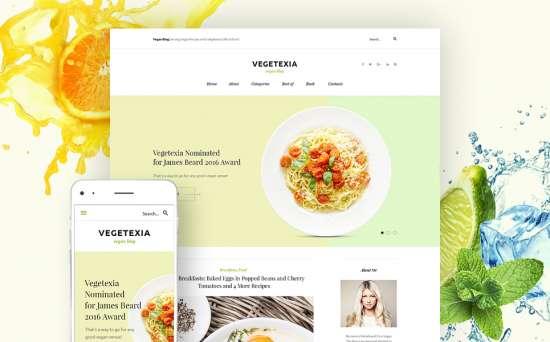 58572 big 550x342 - 17 Mouthwatering Food & Restaurant WordPress Themes