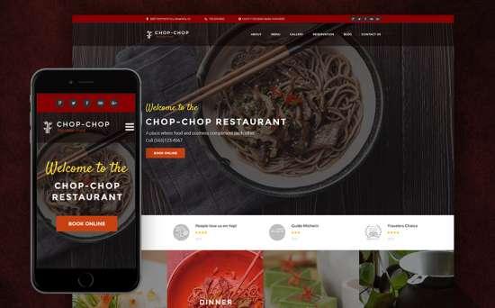60108 big 550x342 - 17 Mouthwatering Food & Restaurant WordPress Themes