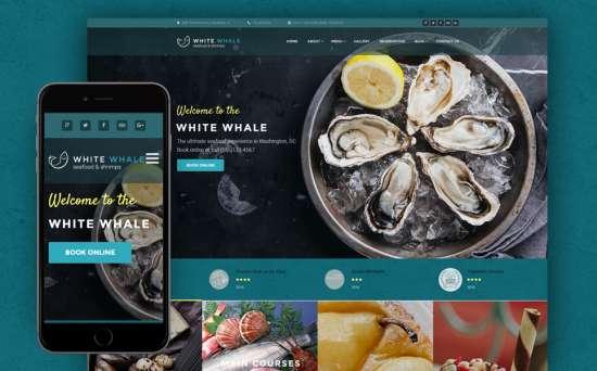 60114 big 550x342 - 17 Mouthwatering Food & Restaurant WordPress Themes
