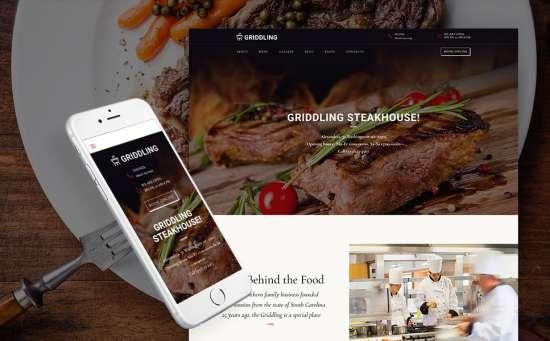 63410 big 550x341 - 17 Mouthwatering Food & Restaurant WordPress Themes