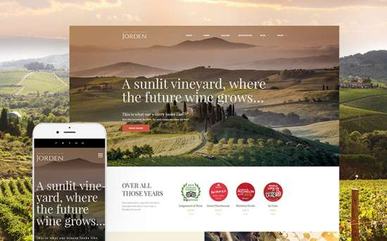 58992 big 550x342 - Top 7 Eco-Friendly WordPress Themes For Agriculture Businesses in 2018