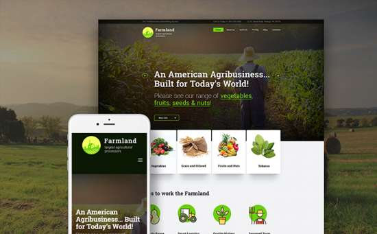 60117 big 550x341 - Top 7 Eco-Friendly WordPress Themes For Agriculture Businesses in 2018