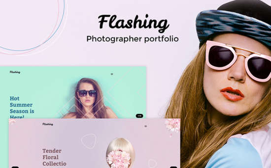 66465 big 1 550x342 - 15 Newest WordPress Themes For Photographers and Designers