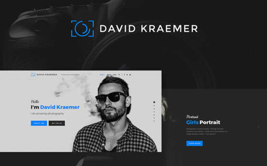 66972 big 550x342 - 15 Newest WordPress Themes For Photographers and Designers