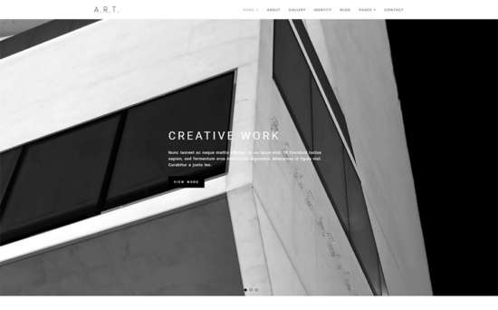 68265 big 550x342 - 15 Newest WordPress Themes For Photographers and Designers